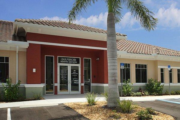 Front Entrance - Gulfshore Pediatric Dentistry