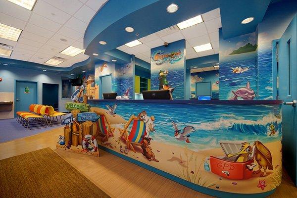 Front Desk - Gulfshore Pediatric Dentistry