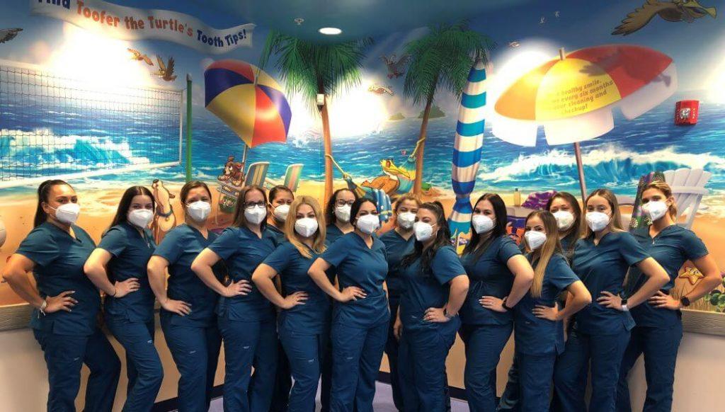 Staff Photo - Gulfshore Pediatric Dentistry