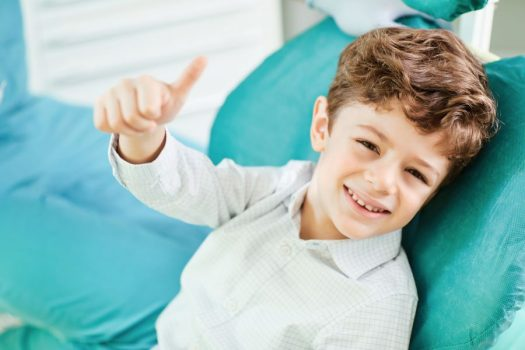 Thumbs Up - Gulfshore Pediatric Dentistry